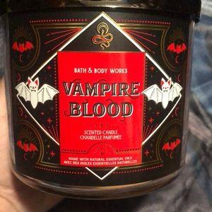 NWT Bath & Body Works Halloween Vampire Blood